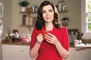 Nigella explores perfect cuppa in McCann's debut Typhoo ad