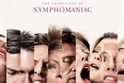 Nymphomaniac: Campaign poster for Lars Von Trier's latest film