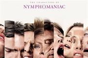 Nymphomaniac: Campaign poster for Lars Von Trier's latest film