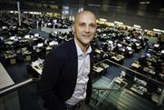 Nick Hugh: The Telegraph's chief operations officer