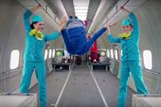 Campaign Viral Chart: million shares for OK GO 'Zero Gravity' music video