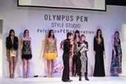 Olympus Pen is a partner of the show