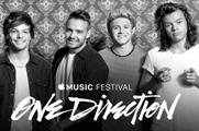 One Direction will perform at Apple Music Festival (@AppleMusic)
