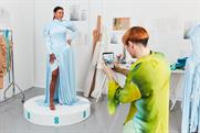 EE creates 5G-powered dress for Baftas red carpet