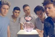 One Direction: a still from their 'Our Moment' perfume ad