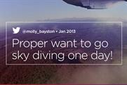 Virgin Atlantic digs up users' old tweets for 'One day' campaign