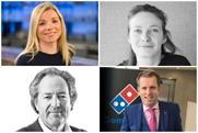 Movers and Shakers: Wunderman Thompson, Domino's, Pernod Ricard, BBC Creative
