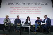 Agencies have to 'be more bolshy' to contend with consultancies in the year ahead