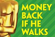 Paddy Power: bookmaker's ad offering a chance to bet on the Oscar Pistorius murder trial