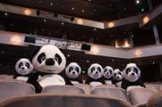 WWF pandas visited destinations in the UK (@WokingTheatre)