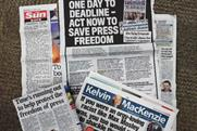 NMA-led press campaign against Section 40 'unites industry as rarely seen before'