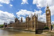 The House of Lords: recommended a 'code of practice for political advertising' in June 2020 (Nuwan/Getty Images)