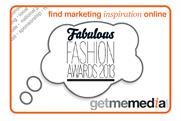 Idea of the week: Sponsor the Fabulous Fashion Awards 2013 with News UK