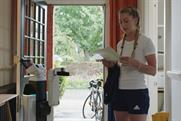 Toyota: Cyclist Laura Kenny takes delivery of her Human Support Robot