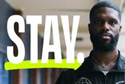 'Stay': every week in the UK 125 people take their own lives