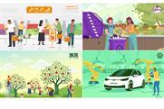 ITV signs up Sainsbury's, VW and Ribena for sustainability-themed ad break