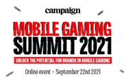Campaign Mobiel Gaming Summit: 22 September