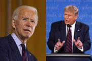 Is Joe Biden really that far ahead?