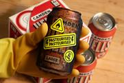 Camden Town Brewery is making a very big deal about not pasteurising its beer