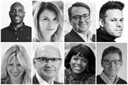 Clockwise from top left: Davies, McKeen, Pahl, Emmins, Brooke, Mears, Bainsfair, Kimber
