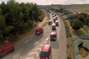 Ford vans are the red blood cells of the economy in arty film from AMV