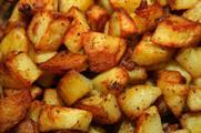 The sensory journey will celebrate the humble roast potato (iStock)