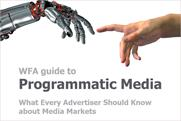 WFA: offers advertisers a set of guidelines regarding programmatic trading