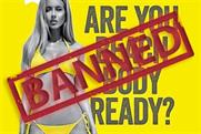 Protein World: banned UK ad appears in New York