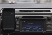 Apple's Siri: one of the first virtual assistants on smartphone