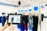 The rail displays which outfits are ranking highly on social media (Mike Buck/O2 Business)