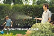 Rapp: recent work for The Co-operative Insurance