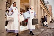 British Red Cross to celebrate 100 years of charity shopping (James Sharock)