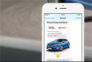 The mobile tech that gained Renault £4m in sales, Adobe's new app for marketers and other news you may have missed