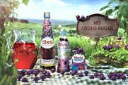 Ribena: launches campaign to showcase its range of products