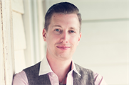 Richard Hartle, Geometry's new head of experiential design