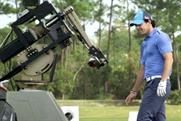 The European Tour: 'Rory vs the robot' by Saatchi & Saatchi