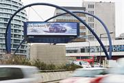 Old Street EC1: developed by JCDecaux as a 'premium media location'