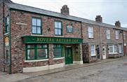 Argos becomes fourth headline sponsor of Coronation Street in 60 years