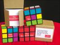 Rubik mailer: nostalgic