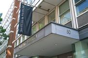 Charlotte Street: Saatchi & Saatchi has agreed to cover payments owed to cleaners working in their offices