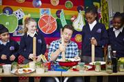 Jamie Oliver's Cookery School will be sharing recipes from around the world