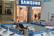 Samsung opens experience store in Mall of Qatar