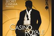 Secret Cinema to recreate James Bond classic