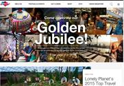 The partnerships form part of Singapore's Golden Jubilee celebrations
