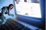 Honda: handing Twitter control to ad mascot Skeletor