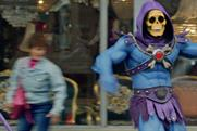 Moneysupermarket: dancing Skeletor stars in the new ad