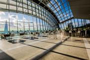 New London venue: Sky Garden, Fenchurch Street