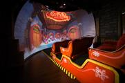 Adventure to Santa's Grotto will feature a Sleigh Hangar experience