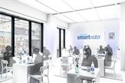 Smartwater to bring individual dining to Soho