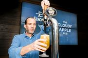 Strongbow partners with Radio X for The Strongbow Cloudy Apple Pub